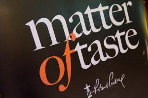 Matter Of Taste London
